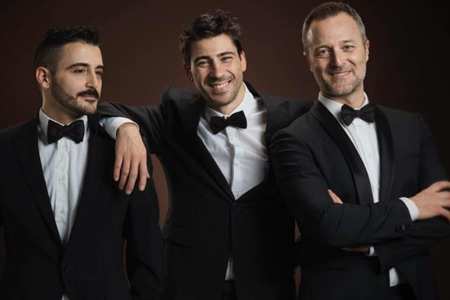 The Italian Tenors: Η νέα γενιά τενόρων της Ιταλίας έρχεται στην Αθήνα