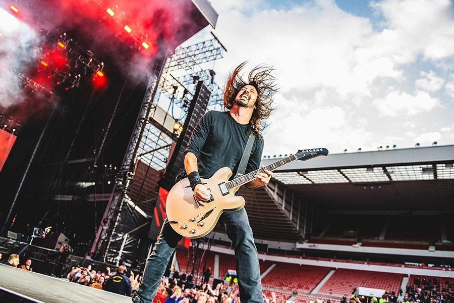 O Dave Grohl των Foo Fighters εξηγεί γιατί πρέπει να γίνουν ξανά συναυλίες