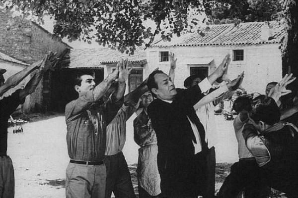 Εκλογές και παλιός ελληνικός κινηματογράφος