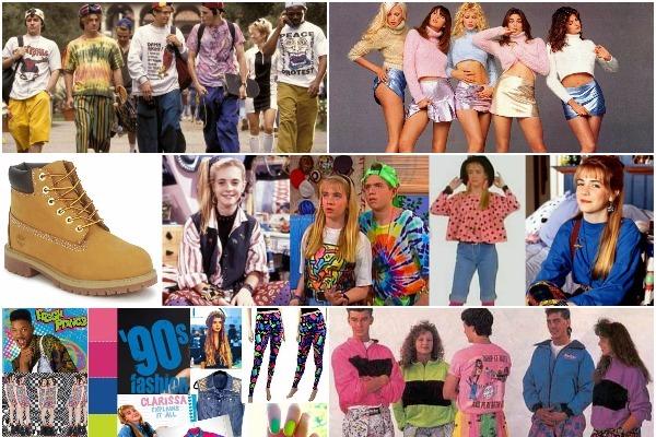 H μόδα των 90s: Ήμασταν θεότρελοι, πολύχρωμοι, εκκεντρικοί, απαράδεκτοι!