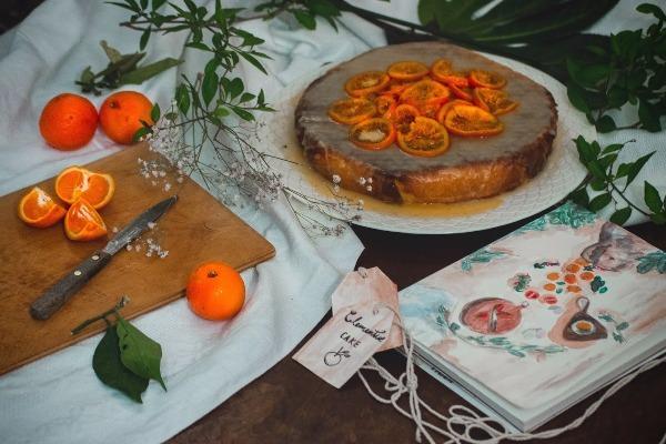 Το κέικ μανταρίνι που θα λατρέψετε