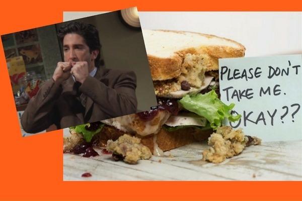Friends: Η συνταγή για το διάσημο σάντουιτς του Ross που του έκλεβαν στη δουλειά!