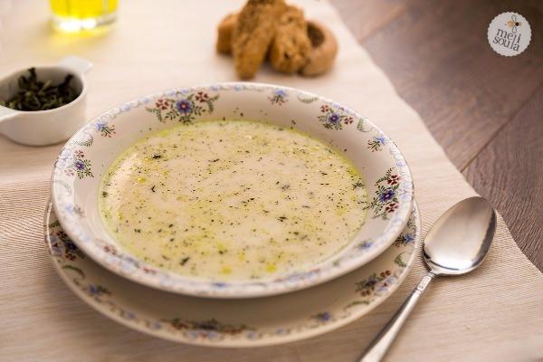 Ποντιακή σούπα ιδανική για το χειμώνα