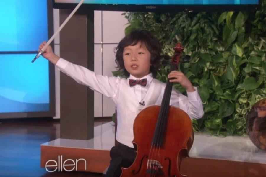 5 παιδιά ‑ θαύματα που πέρασαν από την εκπομπή της Ellen DeGeneres