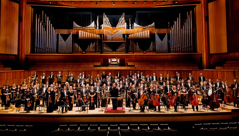 Philharmonia Orchestra – Esa‑Pekka Salonen