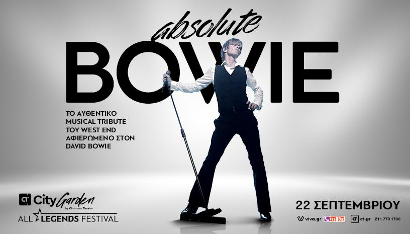 Absolute DAVID BOWIE ‑ All Legends festival