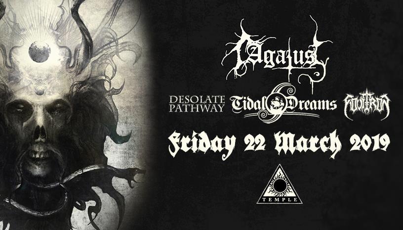 Agatus, Tidal Dreams, Desolate Pathway