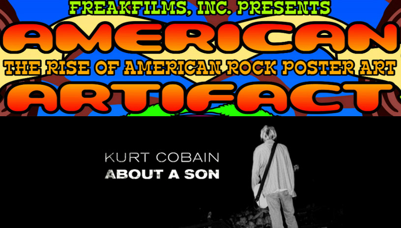 Gimme Shelter Festival | American Artifact & Kurt Cobain: About A Son