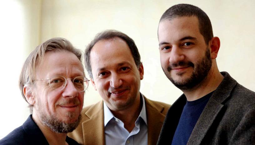 Amoeba trio «Dis‑Orient» στην αυλή του ΜΙΕΤ