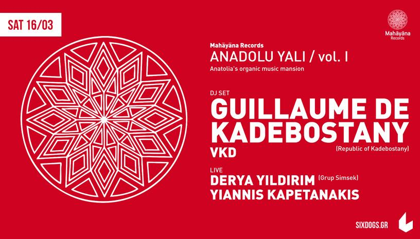 ANADOLU YALI at six d.o.g.s