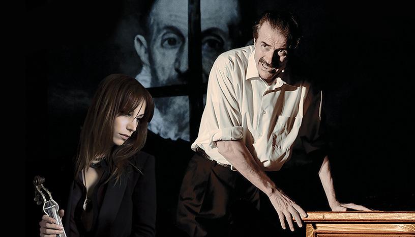 «Αναφορά στον Γκρέκο» στο Θέατρο Μελίνα Μερκούρη