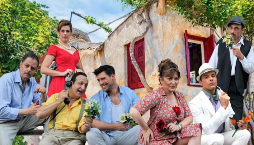 «Ανεβαίνοντας την σκάλα» για δεύτερο χρόνο στο Θέατρο Αλκμήνη
