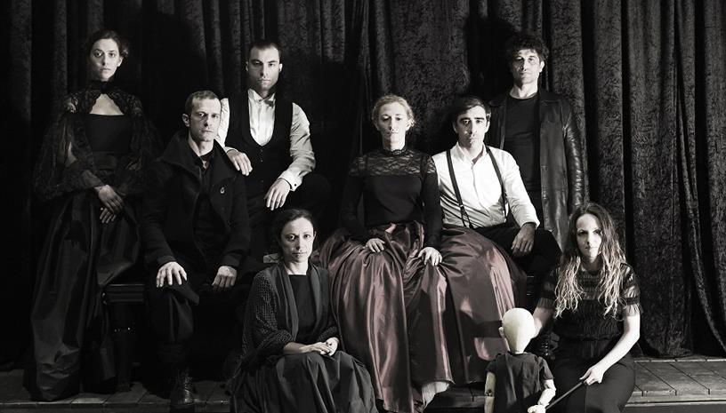 Τα Ανεμοδαρμένα Ύψη της Έμιλι Μπροντέ στο Θέατρο Χώρος