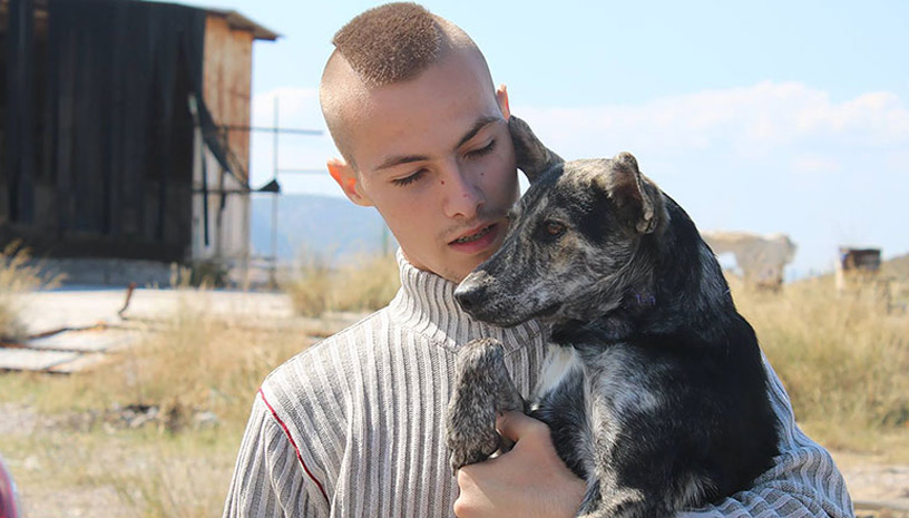 Greek Animal Rescue: Μια κινηματογραφική αλληγορία, βασισμένη σε αληθινές ιστορίες αδέσποτων ζώων