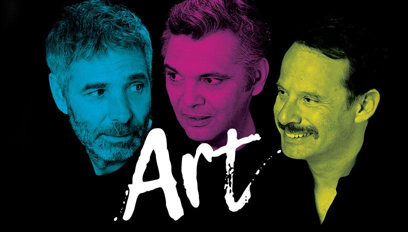 Η καλύτερη κωμωδία της Γιασμίνα Ρεζά «ART» έρχεται στο Μικρό Παλλάς
