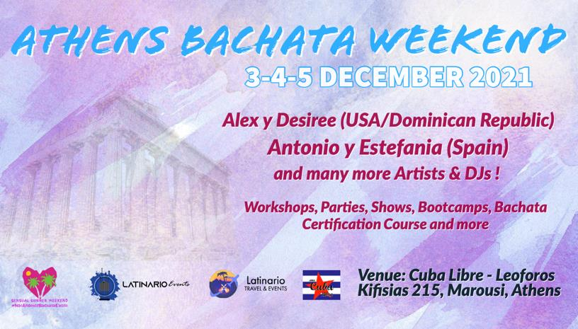 Athens Bachata Weekend