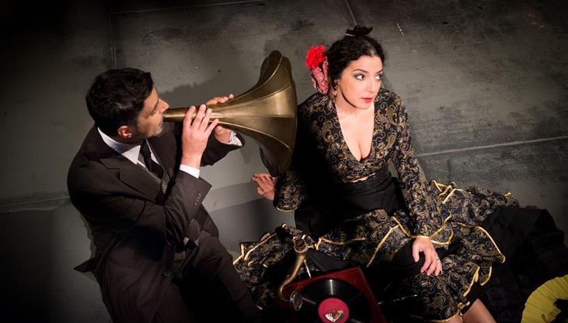«Αy! Carmela» του Χοσέ Σάντσις Σινιστέρα στη σκηνή του θεάτρου Faust