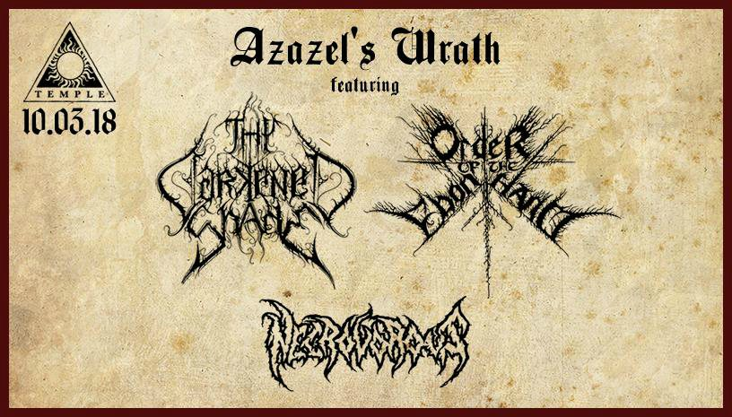 Azazel`s Wrath - Thy Darkened Shade, Order of the Ebon Hand, Necrovorus