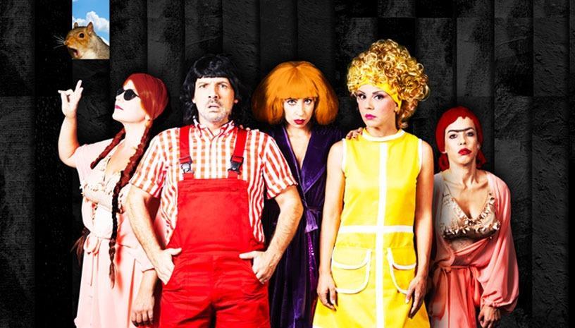 «Βερβερίτσα Reloaded»: Η σπαρταριστή κωμωδίατου Νίκου Μουτσινά επιστρέφει