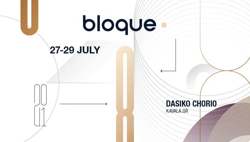 Bloque Festival 2018