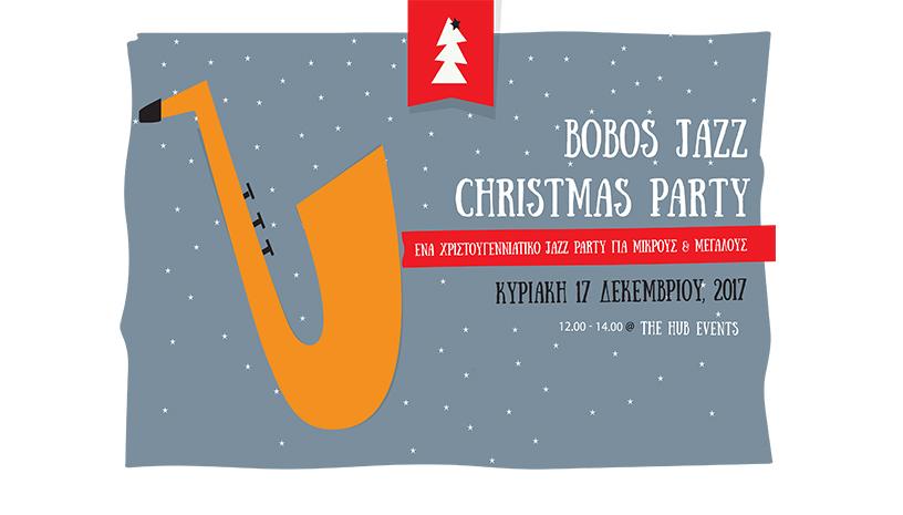 Bobos Jazz Christmas Party