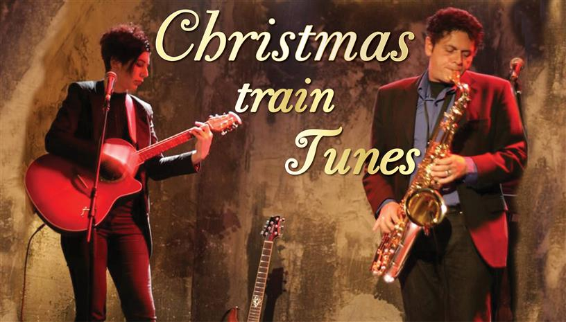 Christmas Train Tunes με τους DILEMMA