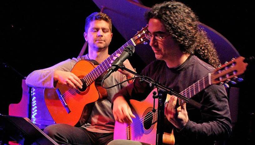 «Classical, Jazz & Impro» με τους Γιώργο Ταμπάκη και Δημήτρη Γασπαράτο