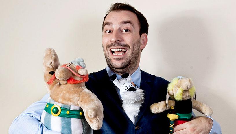 Comedy Club για παιδιά. Με τον Γιώργο Χατζηπαύλου