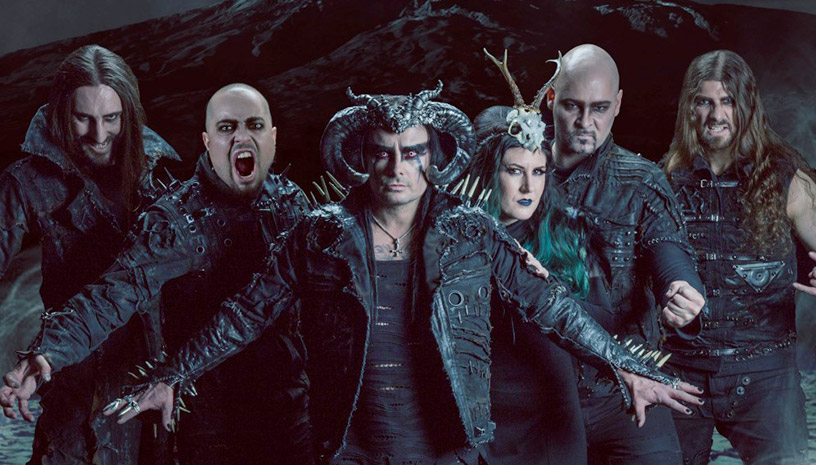 Οι Cradle of Filth στην Ελλάδα για μοναδικές συναυλίες
