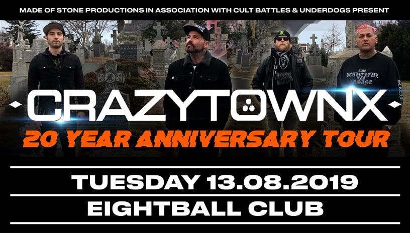 CRAZY TOWN live in Thessaloniki