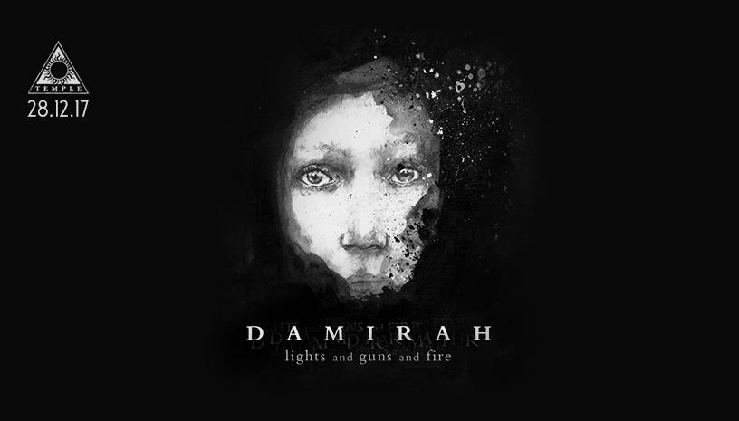 Damirah live album presentation