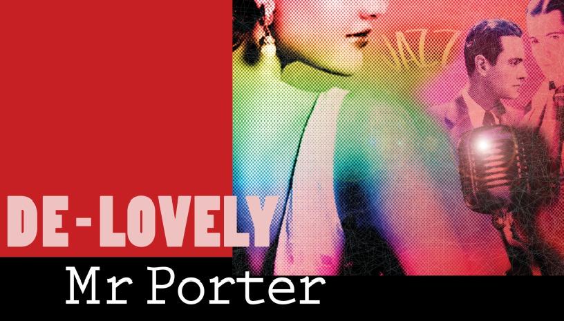 De‑Lovely Mr Porter: Μια παράσταση για τη ζωή του Cole Porter, από τους Jazz Express
