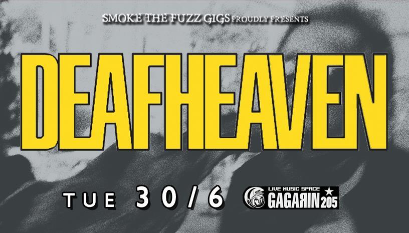 DEAFHEAVEN live  Gagarin205