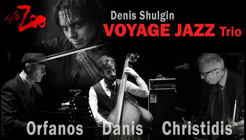 Denis Shulgin Violin Jazz & Voyage Jazz Trio