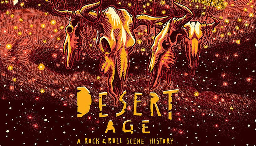 Gimme Shelter Festival ‑ Desert Age