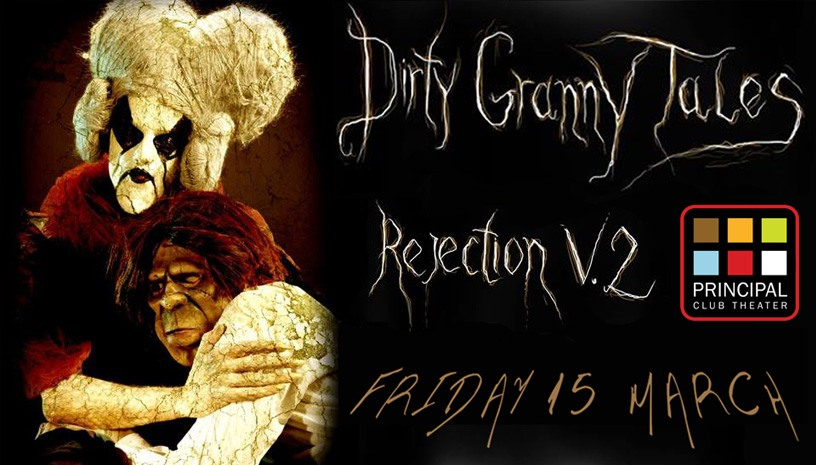 DIRTY GRANNY TALES - REJECTION 2