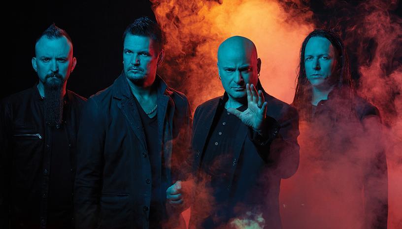 Οι Disturbed για μια συναυλία στο Release Athens 2019