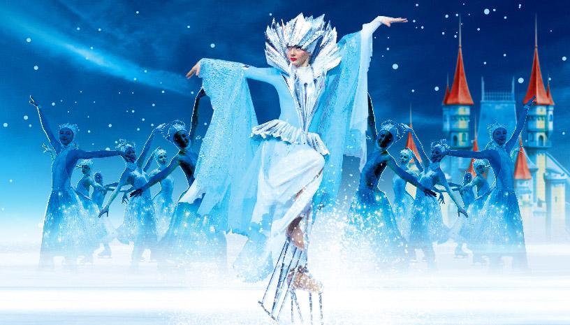Η βασίλισσα του χιονιού - Russian Circus On Ice