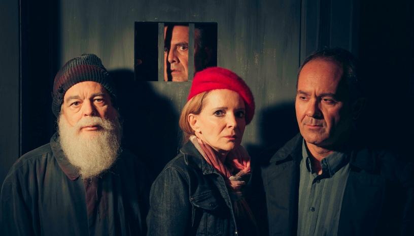 «Η Γκιλοτίνα» του βραβευμένου συγγραφέα Γιώργου Χριστοδούλου στο Θέατρο Τέσσερις Εποχές