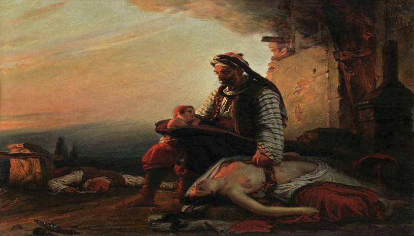 Η γυναίκα στην Επανάσταση του 1821 Συλλογή Μιχάλη και Δήμητρας Βαρκαράκη