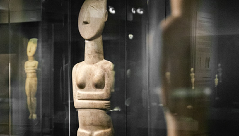 Ξενάγηση στα Highlights των μονίμων συλλογών του Μουσείου Kυκλαδικής Τέχνης