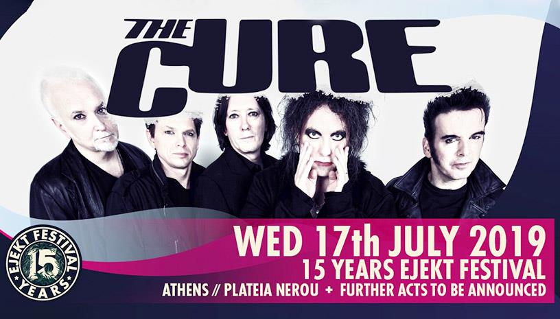 EJEKT FESTIVAL 2019 - THE CURE