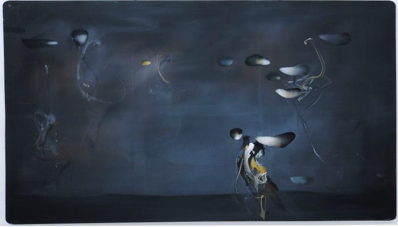 Έκθεση ζωγραφικής του Κώστα Τσόκλη «Ζωγραφική Όρια και υπερβάσεις»