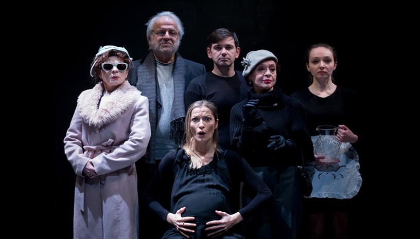 Η παράσταση «Η Λεονί εν αναμονή ή το όμορφο κακό»για πρώτη φορά στην Ελλάδα!