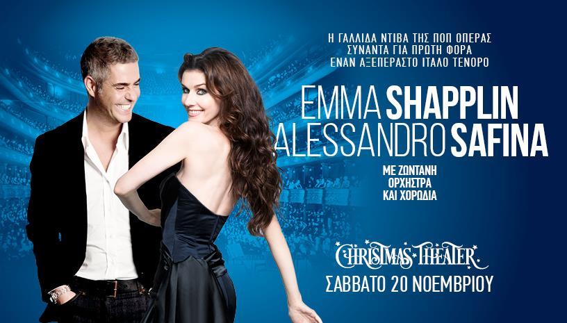 Emma Shapplin - Alessandro Safina