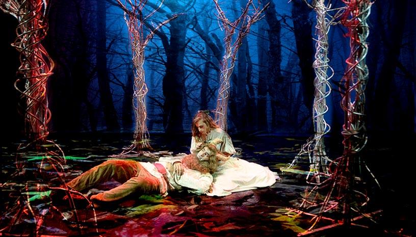 «Η Πεντάμορφη και το Τέρας» στο Νέο Θέατρο Κατερίνας Βασιλάκου
