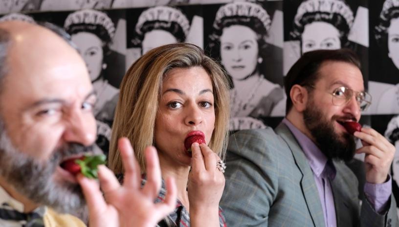 Η «Φαλακρή Τραγουδίστρια» στο Θέατρο Τέχνης Καρόλου Κουν