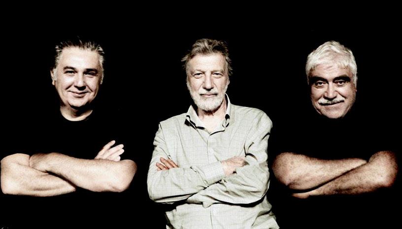 Η κωμωδία «Ήρωες» του Gerald Sibleyras στο Νέο Θέατρο Κατερίνα Βασιλάκο