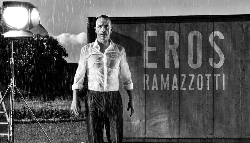 Ο Eros Ramazzotti για μια συναυλία στην Αθήνα