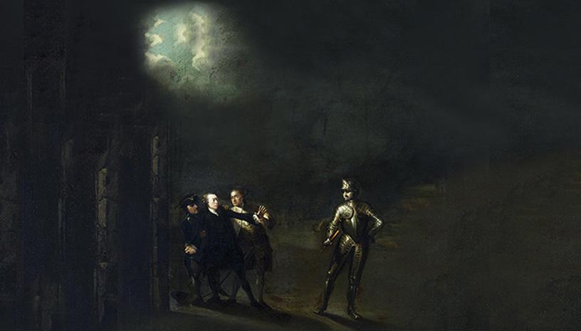 «Η τραγική ιστορία του Αμλετ, ενός πρίγκιπα της Δανίας» από την Ομάδα Grasshopper